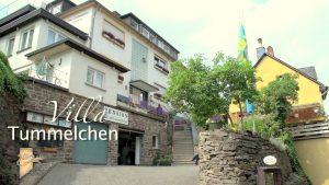 Villa Tummelchen Aussenansicht