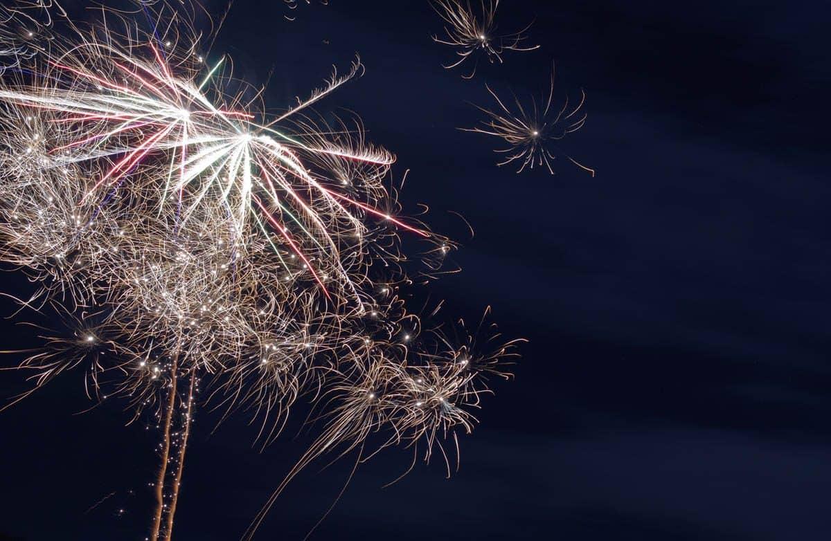 Feuerwerk in Cochem